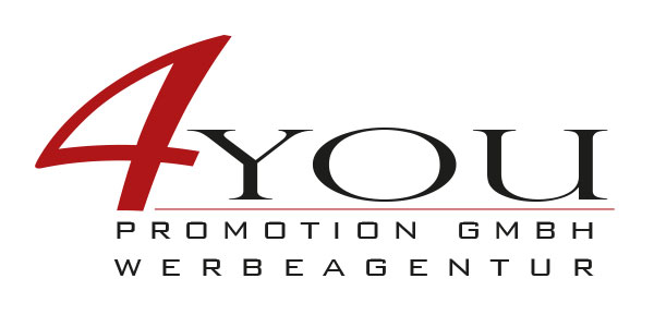 Logo 4you Promotion GmbH Werbeagentur